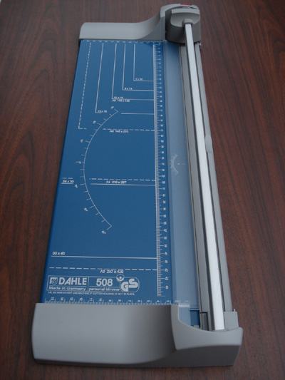 DAHLE ROTARY PAPER TRIMMER