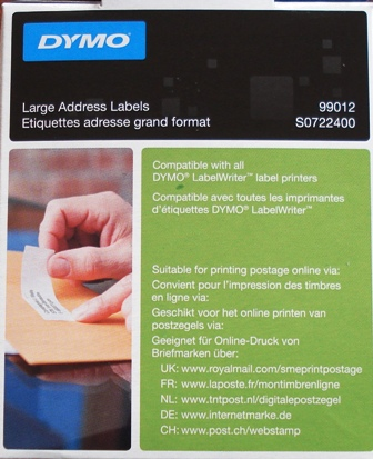 DYMO LABELWRITER LABELS