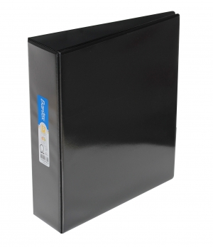 Bantex 2736A10 A4 70mm Insert lever Arch File Black Box 10