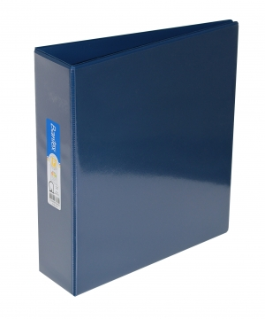 Bantex 2736A01 A4 70mm Insert lever Arch File Blue Box 10