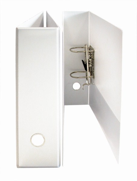 Bantex 2736A07 A4 70mm Insert lever Arch File White