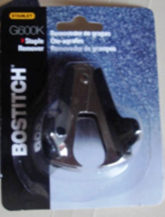 Bostitch Stapler Remover Claw Type G600K
