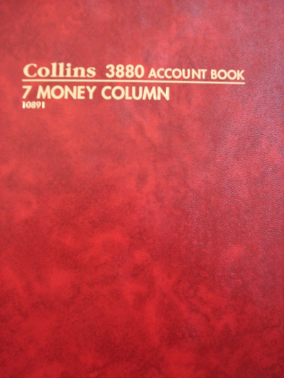 COLLINS 3880 ANALYSIS BOOKS