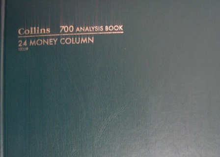 COLLINS 700 ANALYSIS BOOKS