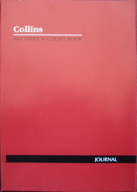 COLLINS DEBDEN A60 ACCOUNT BOOKS