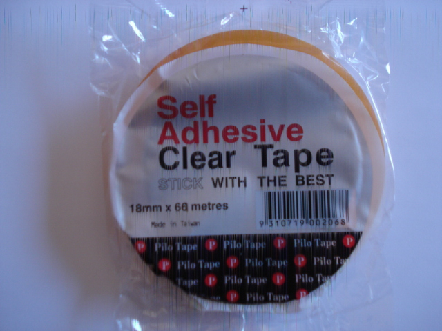 PILOT OFFICE TAPE CLEAR