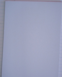 Quill 01900 6x4 Plain Note pad 90 Leaf Bank White Packet 20