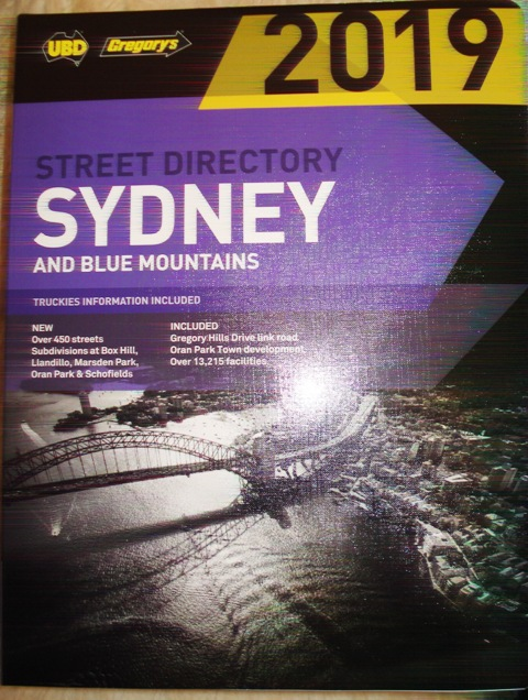 UBD 2019 Sydney & Blue Mountains Truckies & Pro/Drivers 55th Edi