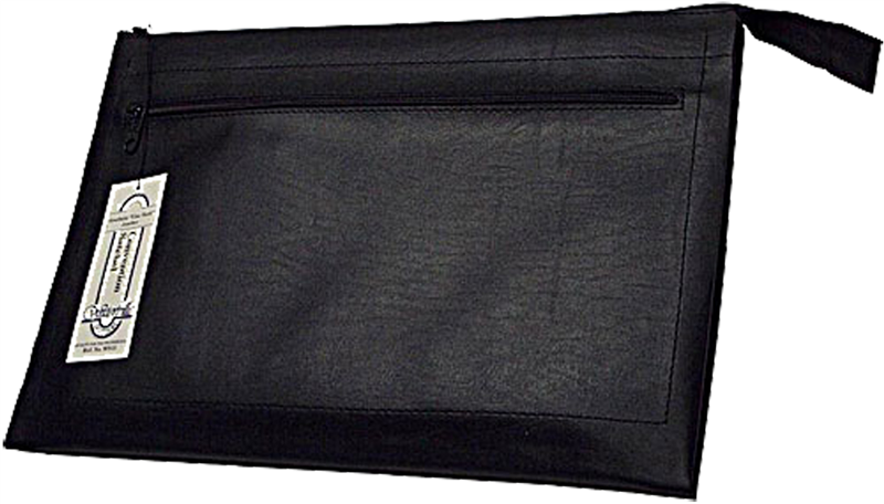 Waterville WS15 Convention Satchel Black Dim 285mm x 410mm