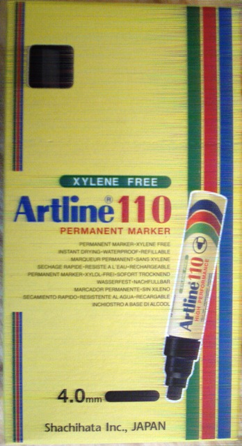 ARTLINE 110 MARKERS - FIS